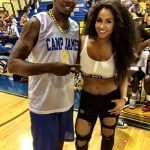 Rosa Acosta and Trinidad James