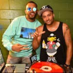 Joyner Lucas and DJ Lyve