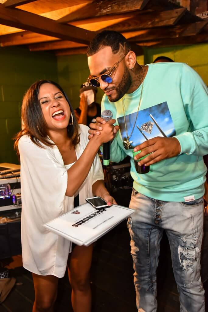 Joyner and Angela Yee