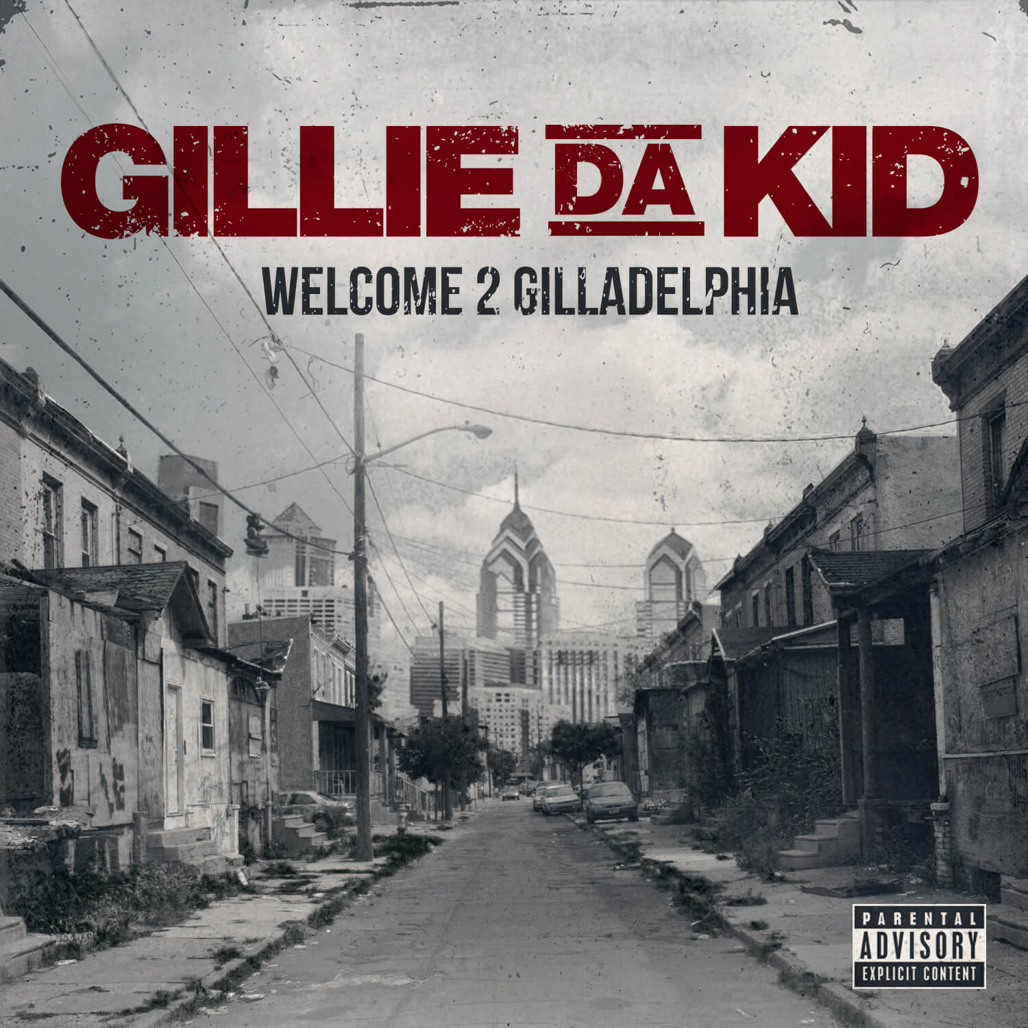 Raw Entertainment Gillie Da Kid Cover