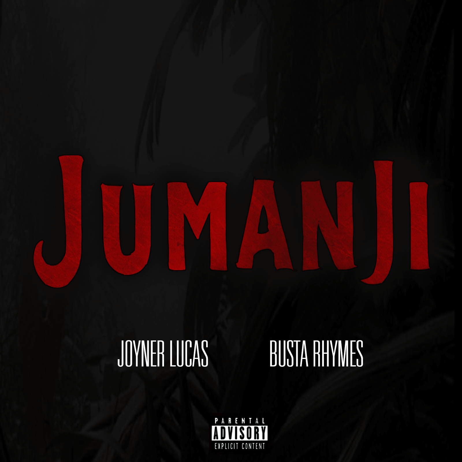 Raw Entertainment Jumanji Artwork
