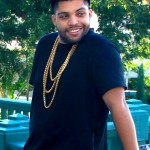 O'Shea Jackson, Jr. and Anjali World-o