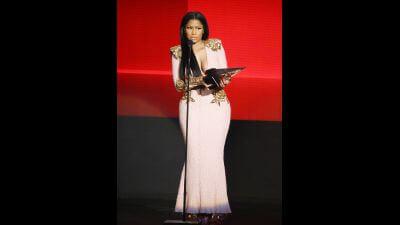 Nicki Minaj Slams Troll Who Claims She's Famous for Her Butt