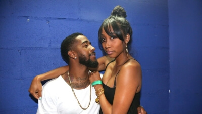 Omarion and Apryl Jones Announce Their Breakup