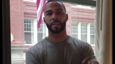 Omari Hardwick Charges Us to Get a Ticket to Freedom