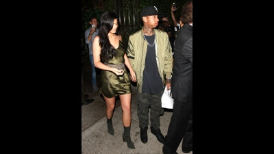 Out and About: Kylie and Tyga Get Matchy-Matchy