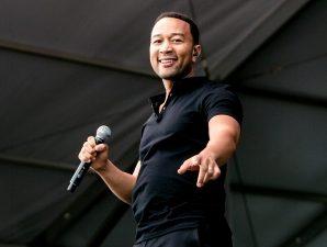 John Legend Initiates 'Free America' Campaign