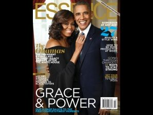 The Obamas Grace The Cover Of 'Essence'!