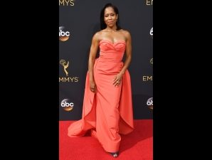 Regina King and Courtney B. Vance Win Big at Emmys