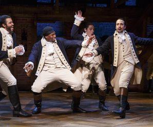 Hollywood Reacts to Trump Demanding 'Hamilton' Cast Apology