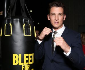 Rapid Round: Miles Teller on Reuniting With 'Rabbit Hole' Co-Star Aaron Eckhart in 'Bleed For This,' That 'Esquire' Profile