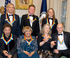 Kennedy Center Honors: Al Pacino, the Eagles, James Taylor Among Those Feted