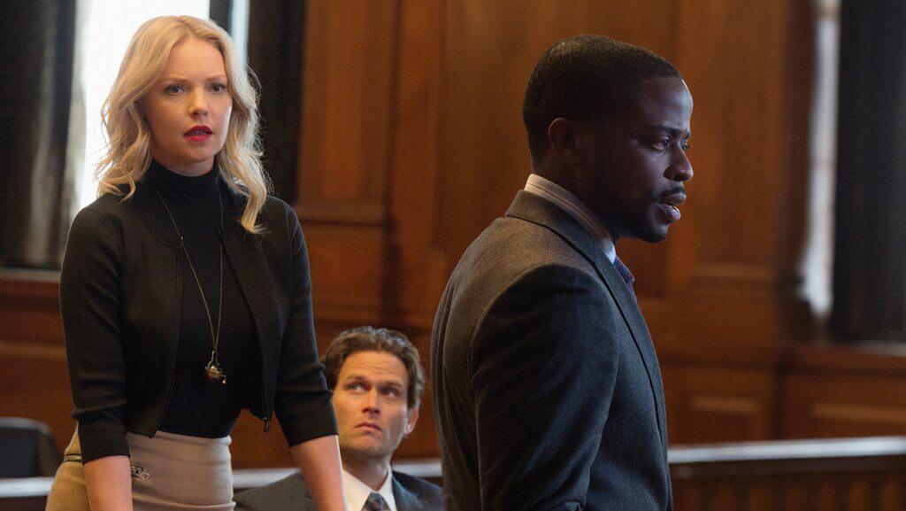 Katherine Heigl Starrer 'Doubt' Canceled at CBS After 2 Episodes
