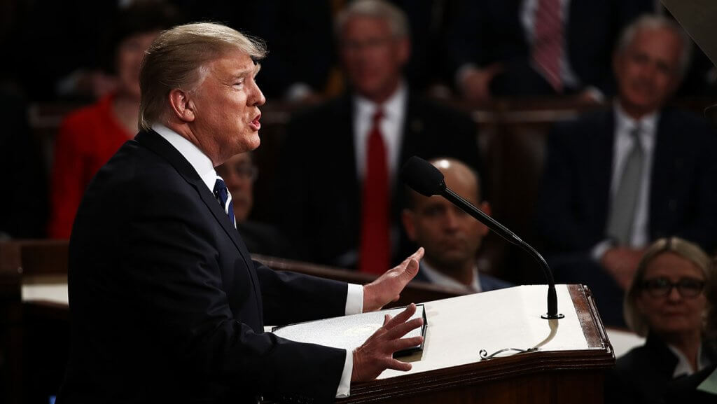 Fact-Checking Trump's Speech to Congress: Immigration, Jobs and Obamacare