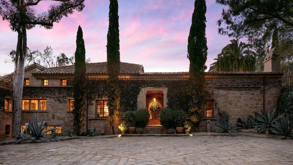 Ellen DeGeneres and Portia de Rossi List Montecito Villa for $45 Million