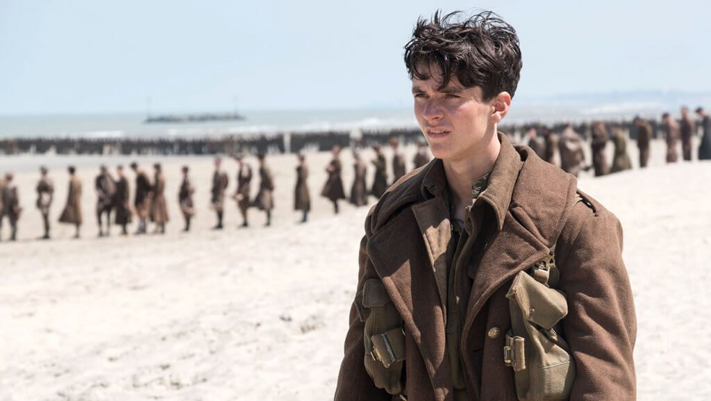 Christopher Nolan's 'Dunkirk': Intense Footage Stuns at CinemaCon