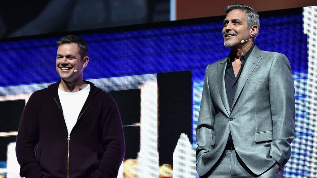 Paramount Touts First Footage From George Clooney's 'Suburbicon,' Alexander Payne's 'Downsizing'
