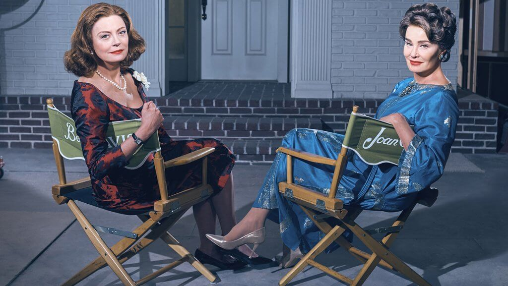 Emmys: Ryan Murphy on the Role the Oscars Play Throughout 'Feud' (Q&A)