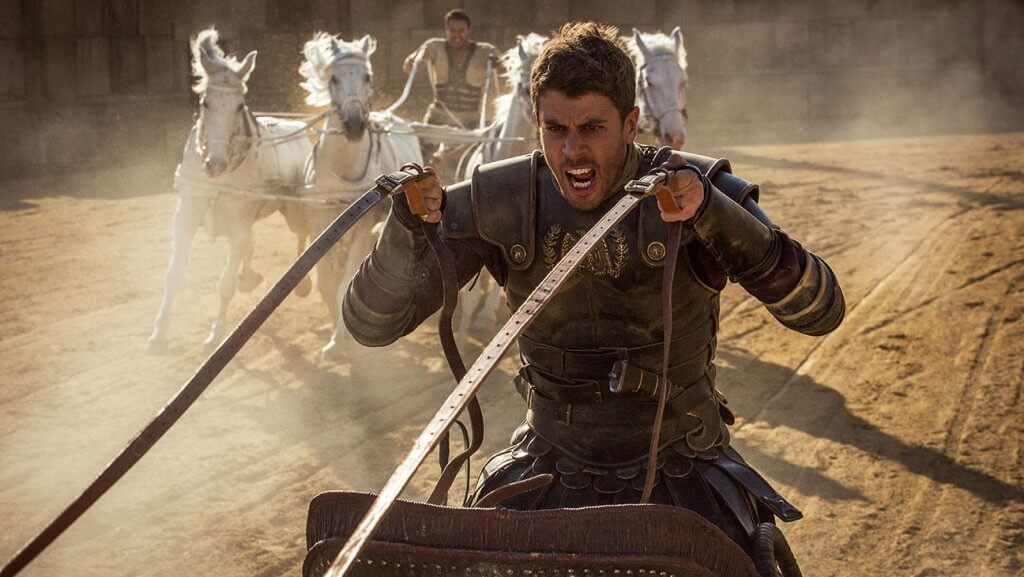 MGM, Paramount Sued for Allegedly Failing to Pay 'Ben Hur' Musicians