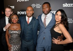 The Starz Hit Series Power Returns June 25th