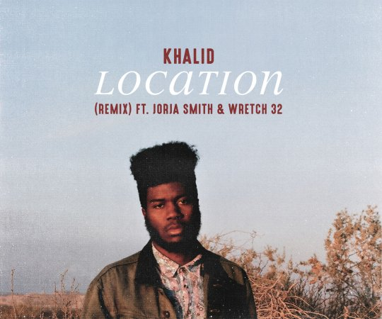 "Listen to ""Location"" Remix featuring Jorja Smith"