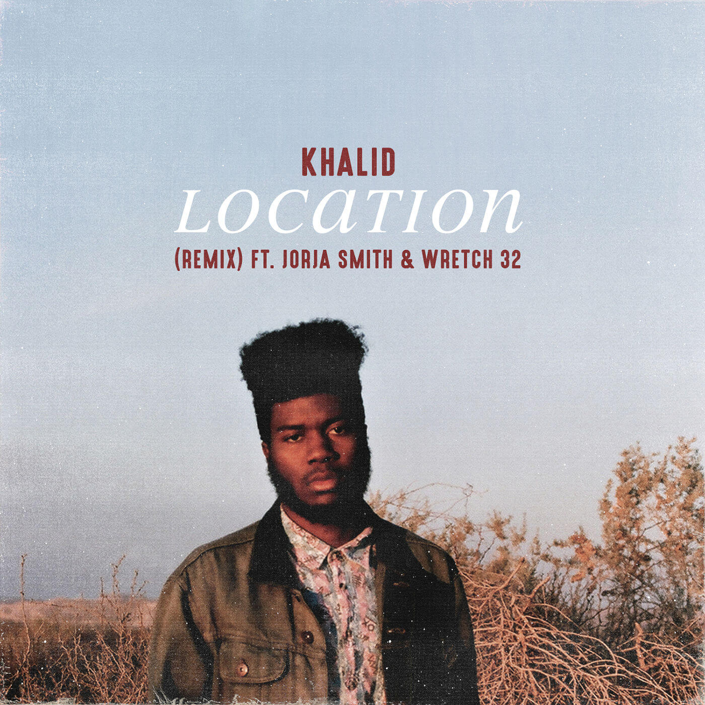 "Listen to ""Location"" Remix featuring Jorja Smith"