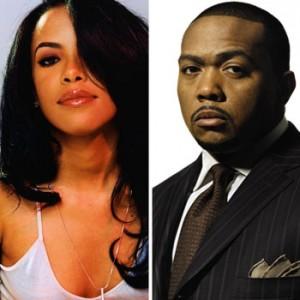 Raw Entertainment Magazine Aaliyah-Timbaland